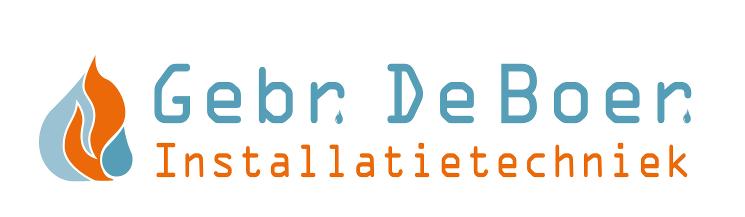 Gebr. de Boer Logo